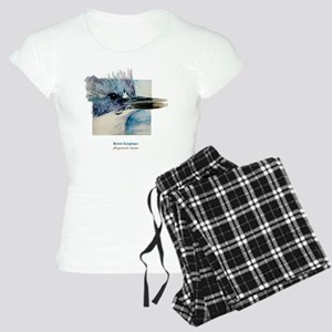 Belted Kingfisher Women's Light Pajamas