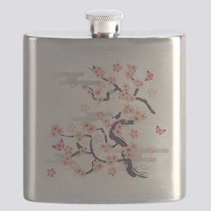 JAPANESE Blossom Flask