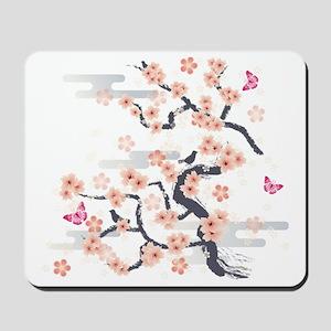 JAPANESE Blossom Mousepad