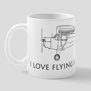 low and slow-01 Mug