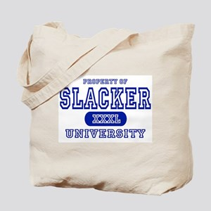 Slacker University Tote Bag