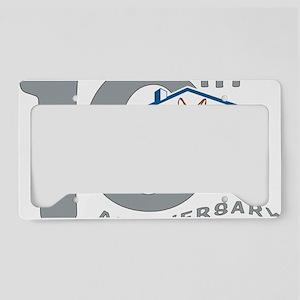 HRN_Logo_10 License Plate Holder
