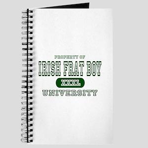Irish Frat Boy University Journal