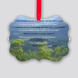 losttvisland Picture Ornament
