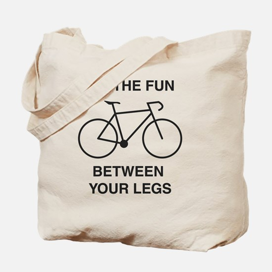 funbetweenthelegs Tote Bag