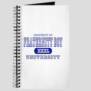 Fraternity Boy University Journal