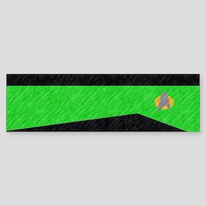 SF 2360 PENCIL GREEN Sticker (Bumper)