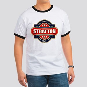 Stratton Old Label Ringer T