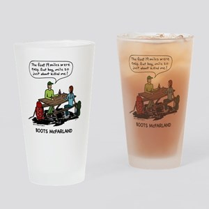 TS-TwentyMilesC copy Drinking Glass
