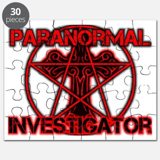 Paranormal signs Puzzle