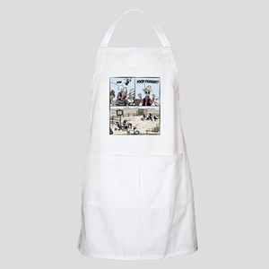 Food Fight Final Apron