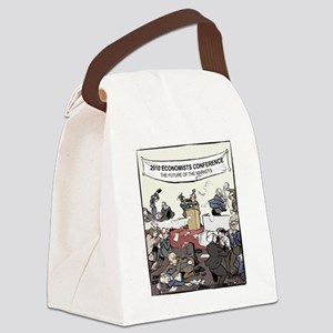 The Future of the Markets Final Canvas Lunch Bag