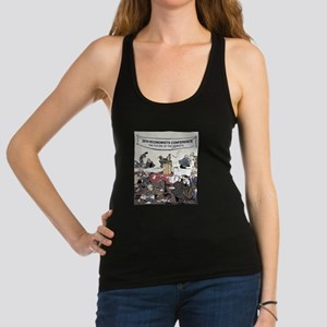 The Future of the Markets Final Racerback Tank Top