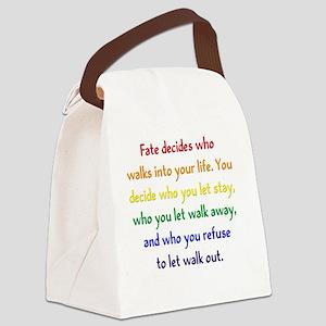 fatedecides_rnd2 Canvas Lunch Bag
