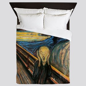 The Scream Queen Duvet