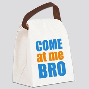 comeatmebro Canvas Lunch Bag