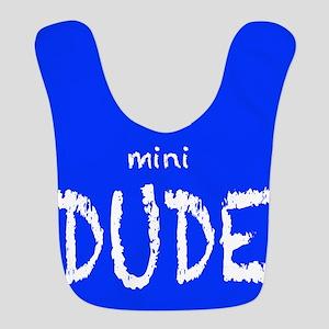 mini dude cool bib Bib