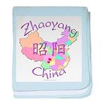 Zhaoyang China baby blanket