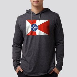 Wichita ICT Flag Long Sleeve T-Shirt