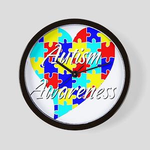 autismawareness Wall Clock