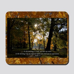 psalm53 Mousepad