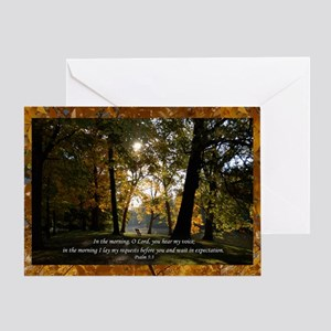 psalm53 Greeting Card