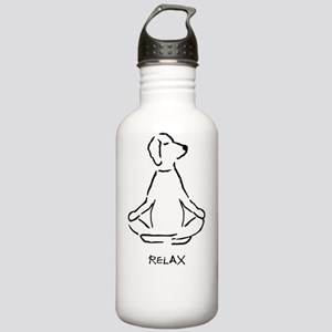 4-cp1 Stainless Water Bottle 1.0L
