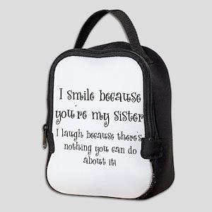 smilesister Neoprene Lunch Bag