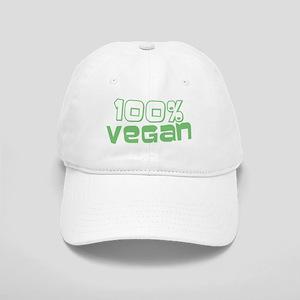 100% Vegan Cap