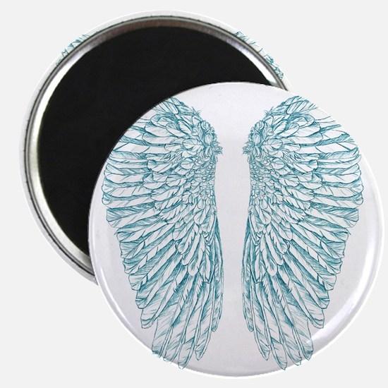 Blue Angel Magnet
