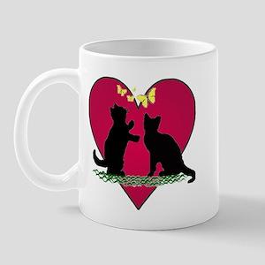 I love my kittens Mug
