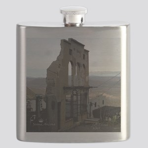 Ghost Town remains Flask
