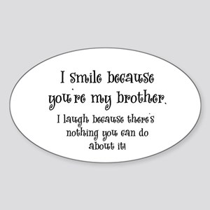 smilebrother Sticker