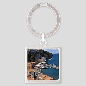 Marina Grande, Sorrento, Italy Keychains