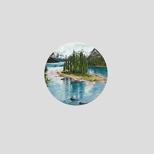 spirit island 11x11 Mini Button