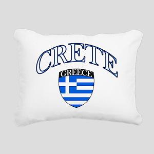 crete_t_shirt Rectangular Canvas Pillow