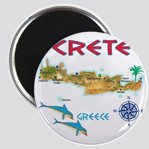 crete_t_Shirt_maP Magnet