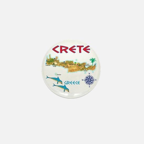 crete_t_Shirt_maP Mini Button