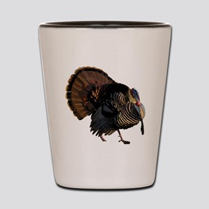 turkey007 Shot Glass