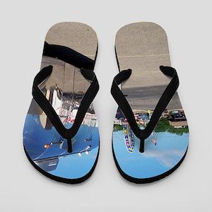 ferriswheelreflection Flip Flops