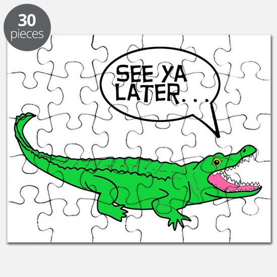 alligator copy Puzzle