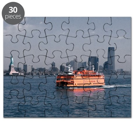 (3) Staten Island Ferry Puzzle