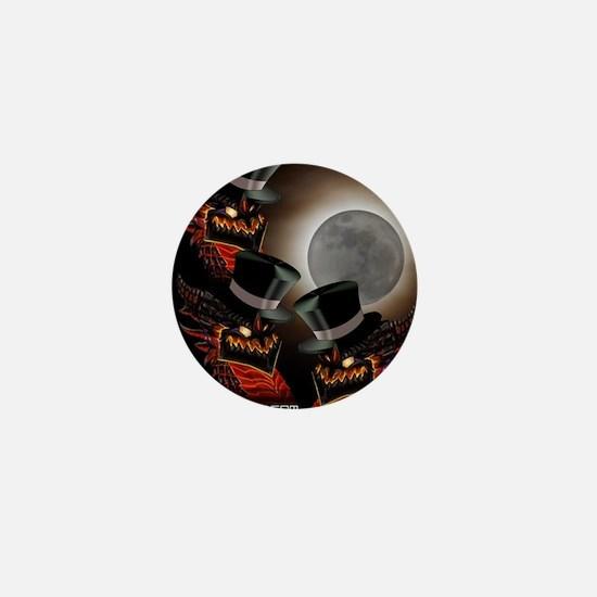 Three Deathwing Moon Mini Button