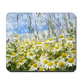 Flowers Classic Mousepad