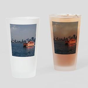 (15s) Staten Island Ferry Drinking Glass