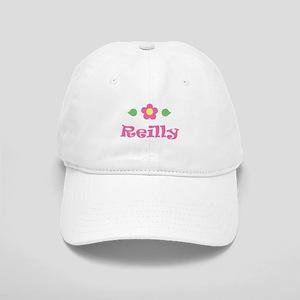 """Pink Daisy - """"Reilly"""" Cap"""