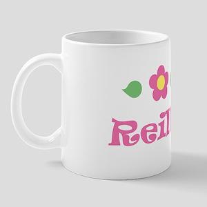 "Pink Daisy - ""Reilly"" Mug"