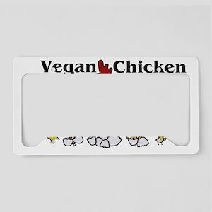 ChickenLittle License Plate Holder