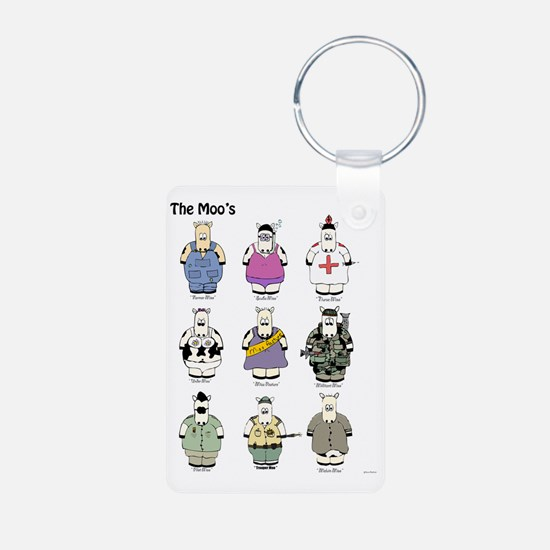 The_moos_poster Keychains