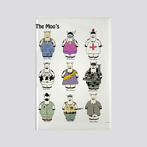 The_moos_poster Rectangle Magnet